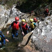 Canyoning with Active