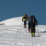 Active Scottish Ski tour April13