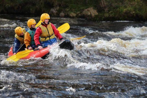 Duckie Trip: River Spey