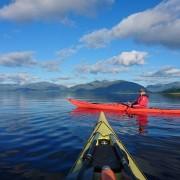 Sea Kayaking; West Highland Way