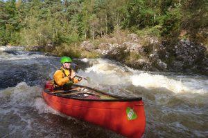 Canoe River Garry