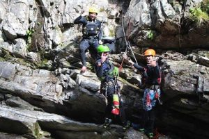 Waterfall Abseil & High Jumps!