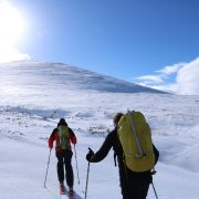 ACtive Outdoor Pursuits Ski Touring Day