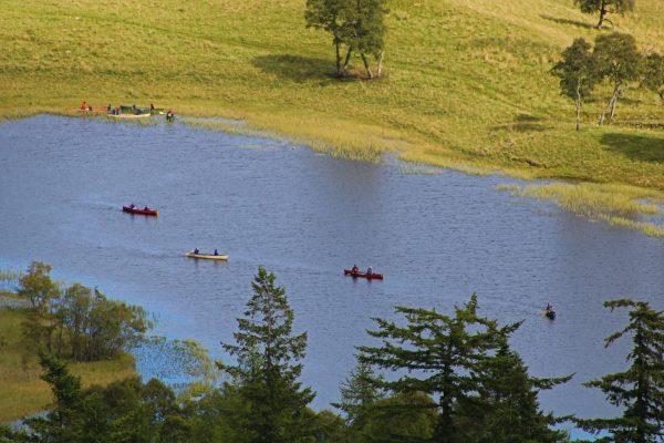 canoe and bike adventure days