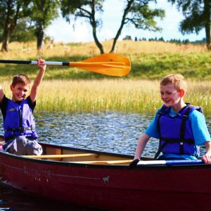 canoeing & kayak & sup in ayrshire & glasgow