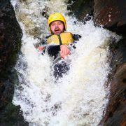 Active Outdoor Pursuits Canyon Flume