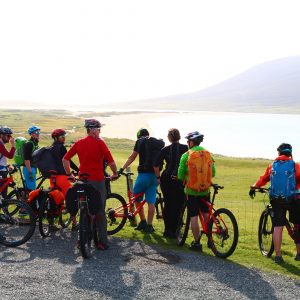 Level 2 mountain bike assessment course