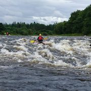 Active Outdoor Pursuits Ducky Trip on River Spey