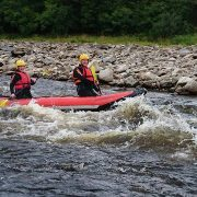 Active Outdoor Pursuits Ducky Trips River Spey
