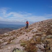 Active Outdoor Pursuits Guided Mountain Biking Cairngorm Mountain