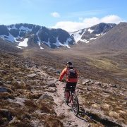 Active Outdoor Pursuits Guided Mountain Biking Cairngorms