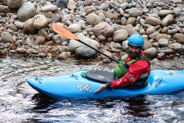 kayaking in scotland