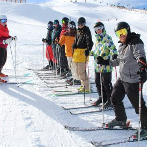 Ski lessons in Aviemore
