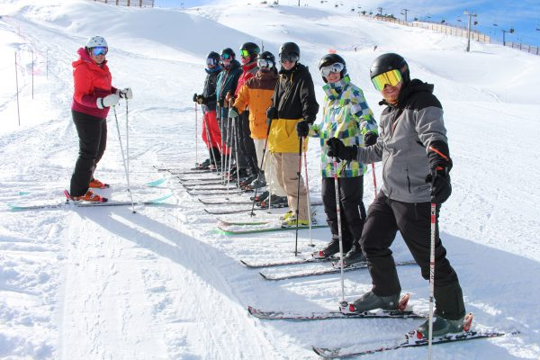 Active Outdoor Pursuits Ski Lesson