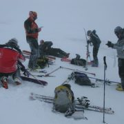 Active Outdoor Pursuits Ski Mountaineering Course