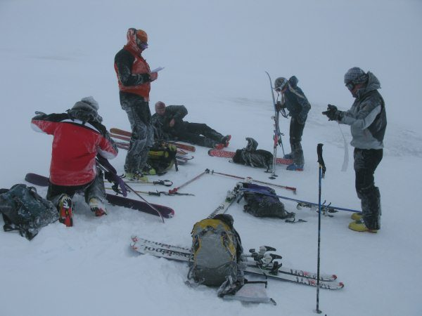 Ski Mountaineering & Touring