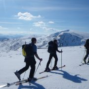 Active Outdoor Pursuits Ski Mountaineering Scotland