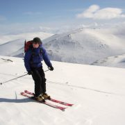 Active Outdoor Pursuits Ski Touring Cairngorms