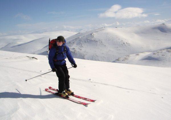ski touring gift voucher
