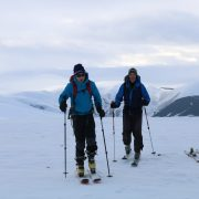 Active Outdoor Pursuits Ski Touring Cairngorms Course