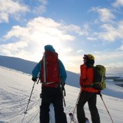 Active Outdoor Pursuits Ski Touring Courses