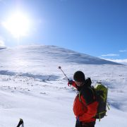 Active Outdoor Pursuits Ski Touring Line Choice