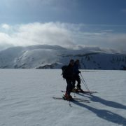 Active Outdoor Pursuits Ski Touring Winter