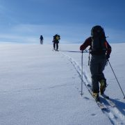 Active Outdoor Pursuits Ski Touring in Scotland