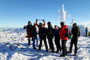 Active Outdoor Pursuits Winter Skills Cairngorm Summit
