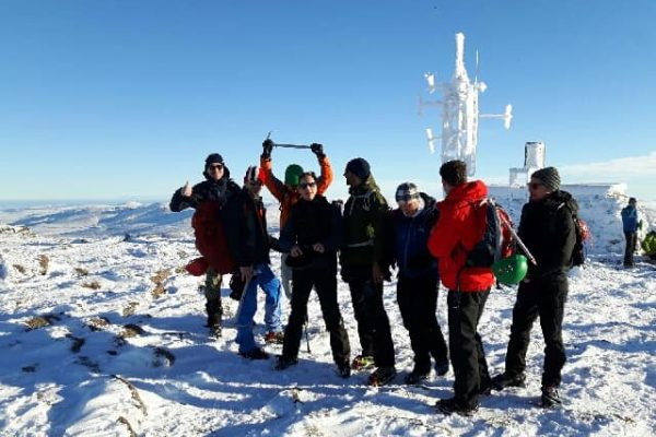 Active Outdoor Pursuits Winter Skills Cairngorm Summit