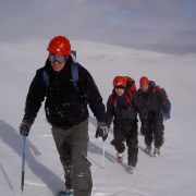 Active Outdoor Pursuits Winter Skills Course