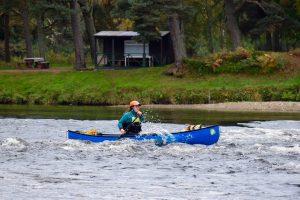 Canoe River Spey