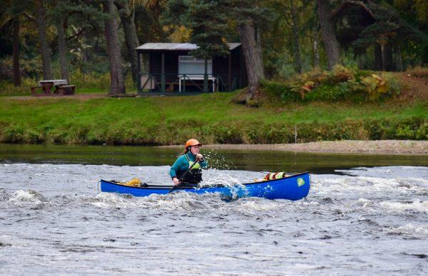 open canoe award