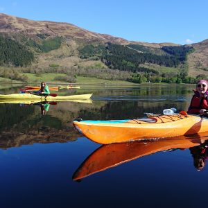 Sea kayaking Scotland & Moray Firth