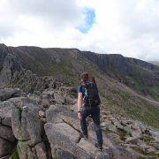 Fiacaill Ridge Approach