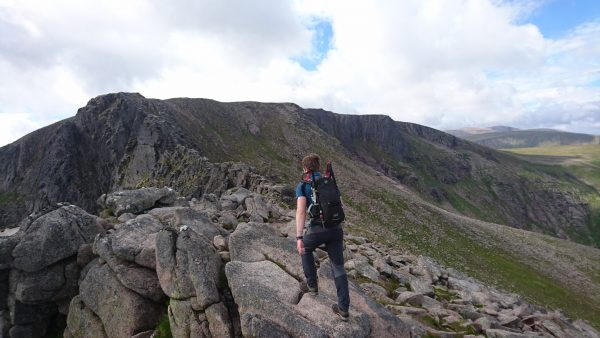Cairngorm scrambling & mountain adventure