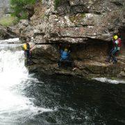 Gorge Scramble Truim Falls