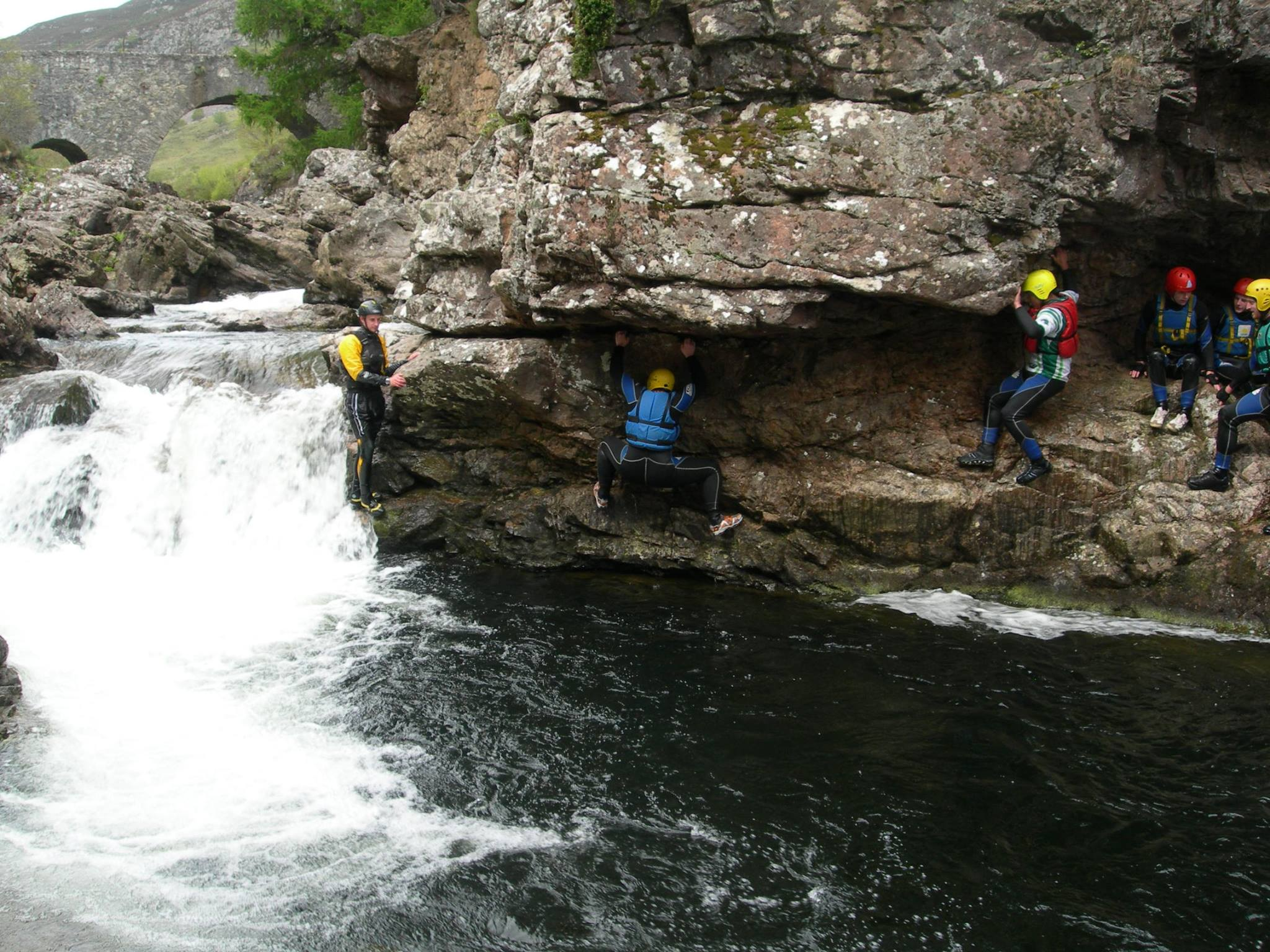 Gorge Scrambling In Aviemore Amp Across Scotland With Active