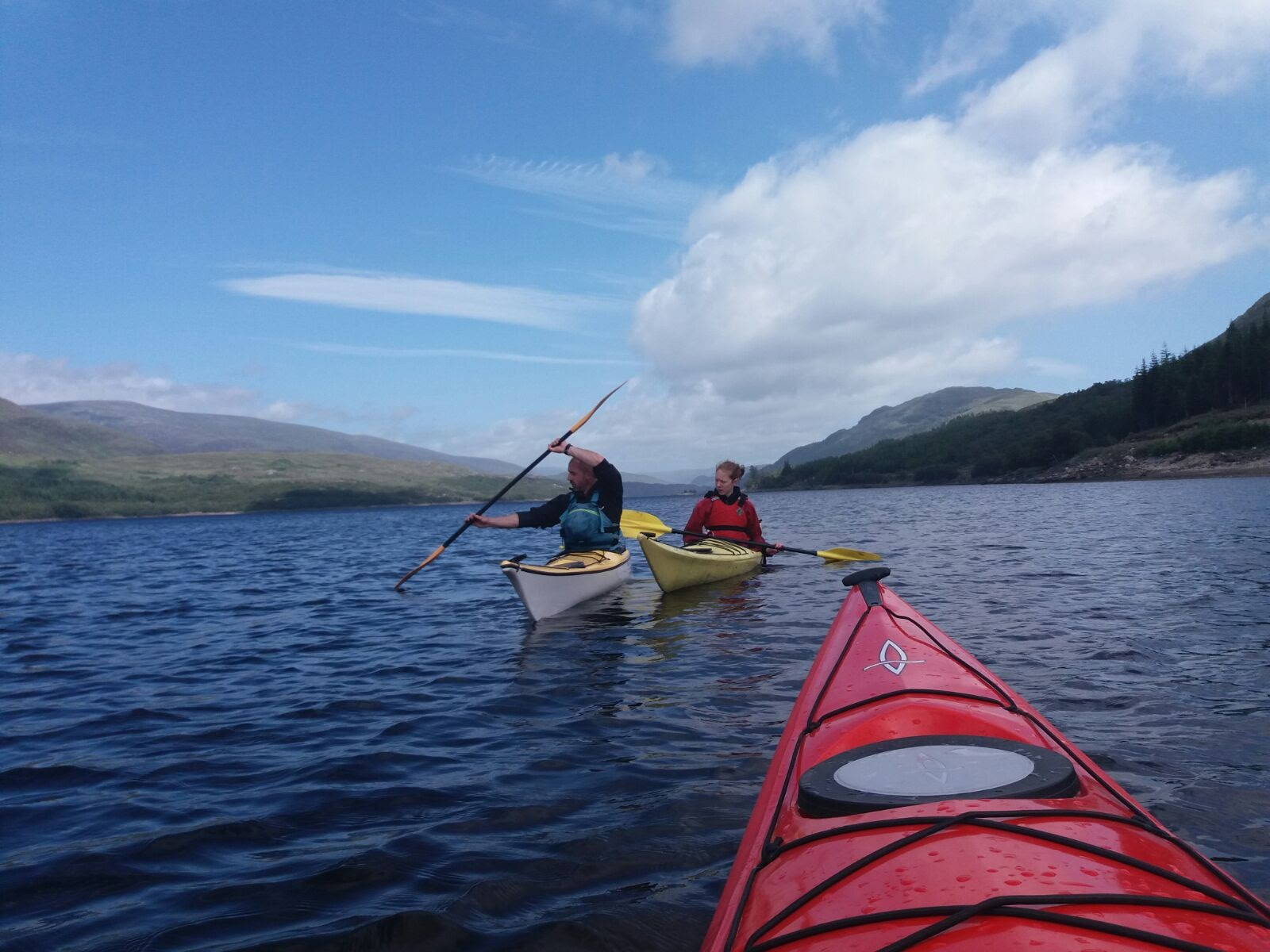 Sea Kayak Skills Day