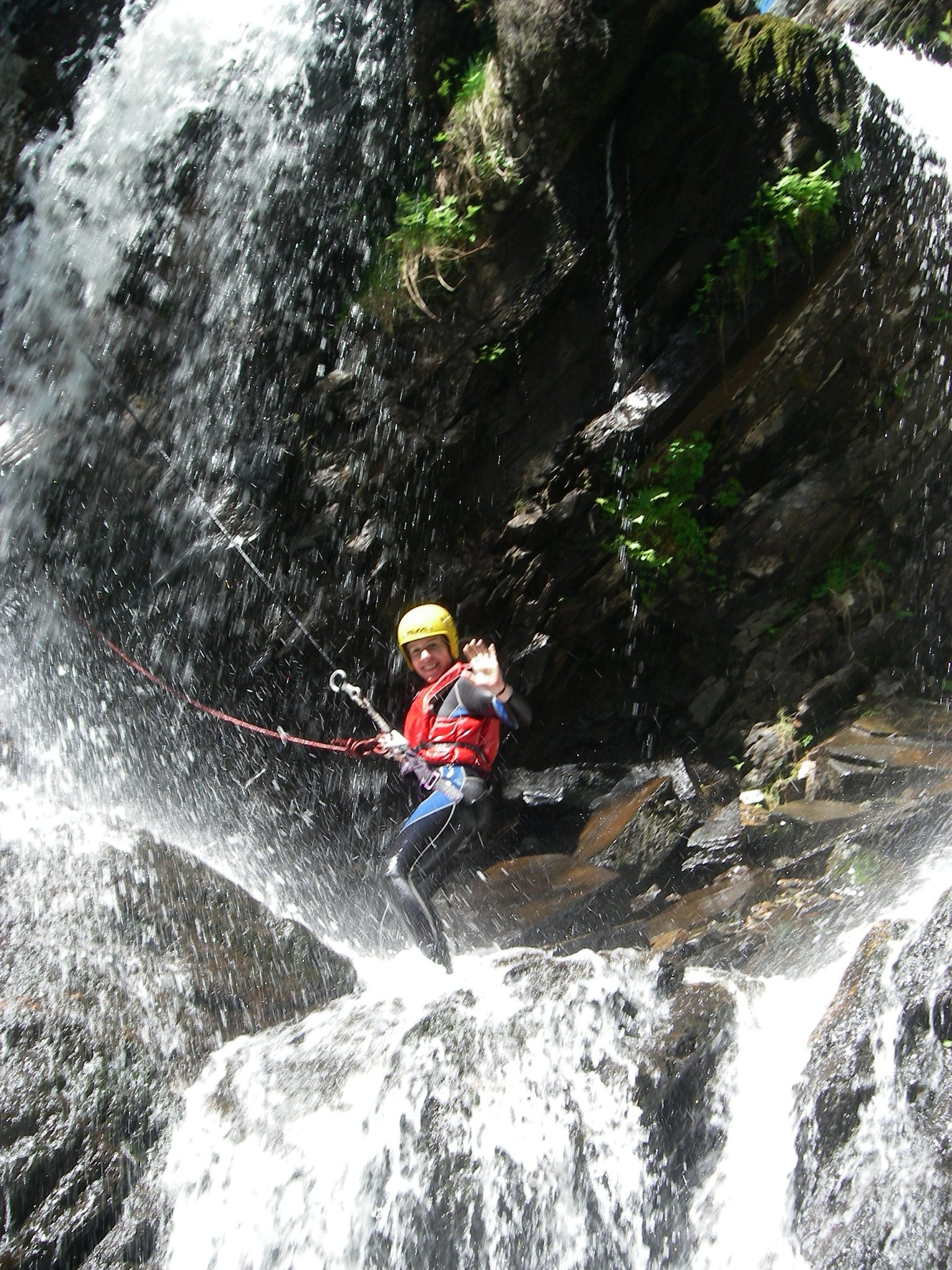 Canyoning Active Outdoors Pursuits Ltd