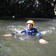 Jump Pool: Canyoning