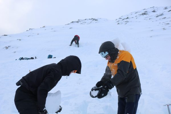 Winter skills fun