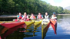 Sea Kayak Expedition with Active Outdoor Pursuits
