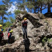 Active Outdoor Pursuits Gorge Jump Scotland