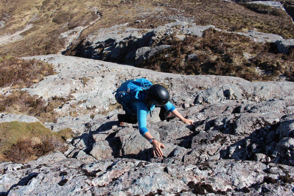 Scrambling in Aviemore & the Cairngorms