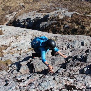 Scrambling in Aviemore & the Cairngorms