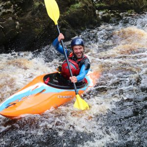 Kayaking in Aviemore & the Cairngorms