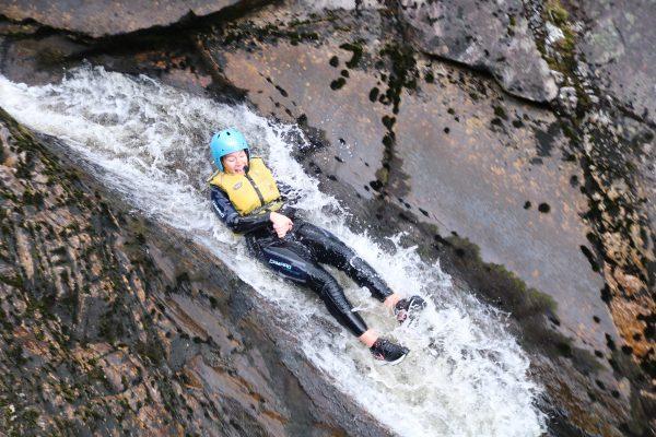Canyon Uamha Flume