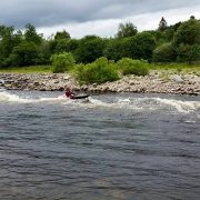 Active Kayaking – River Spey
