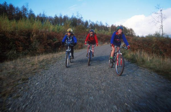 mountain bike rental in Aviemore